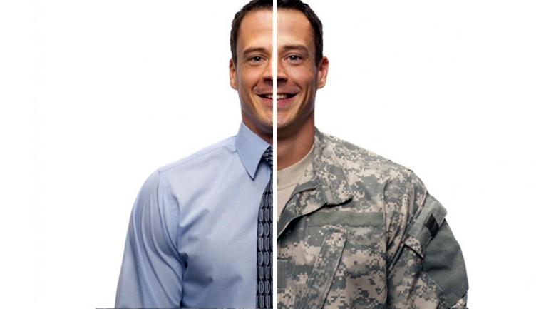 retaining military veterans