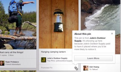 promoted pin pinterest