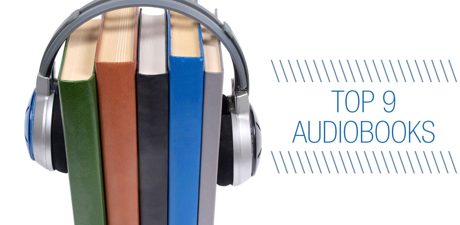 top 9 audiobooks