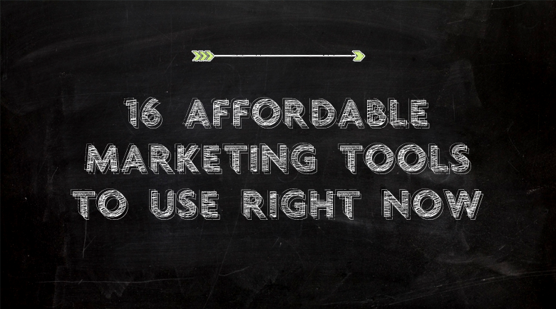 affordable marketing tools