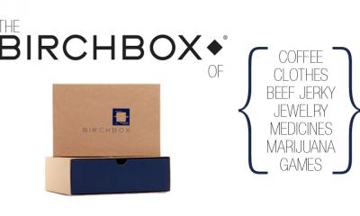 birchbox of