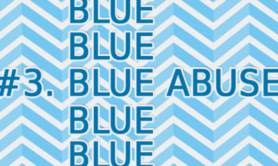 blue abuse