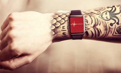 apple watch tattoos