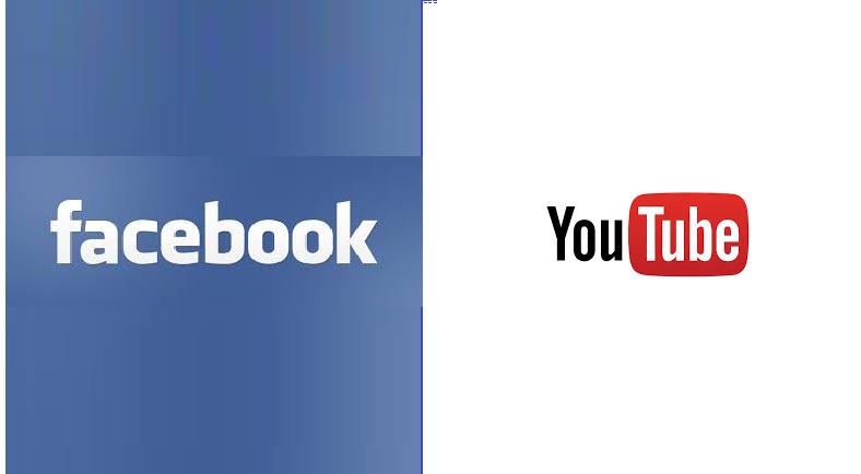 facebookvyoutube