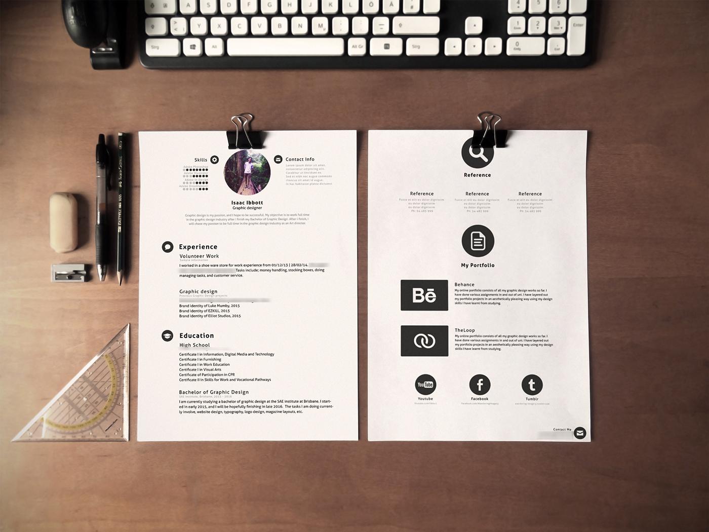 minimalist-resume-1