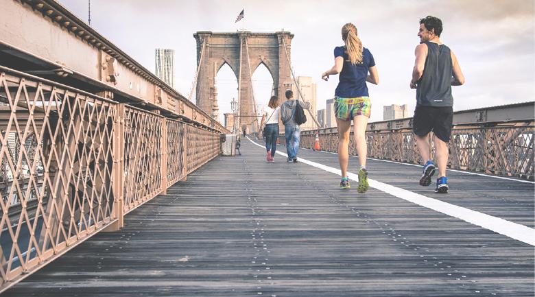 perseverance running fitness