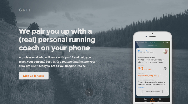 grit fitness apps
