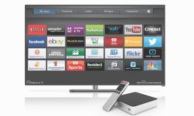 vizio smart tvs