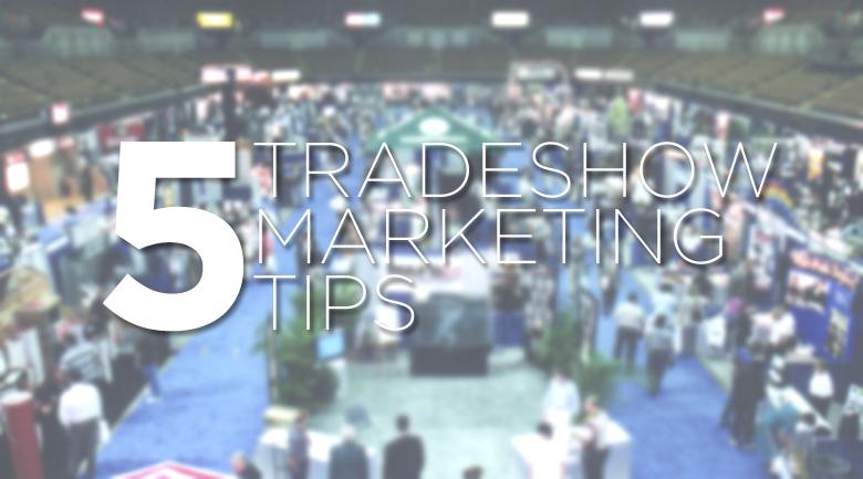 tradeshow marketing