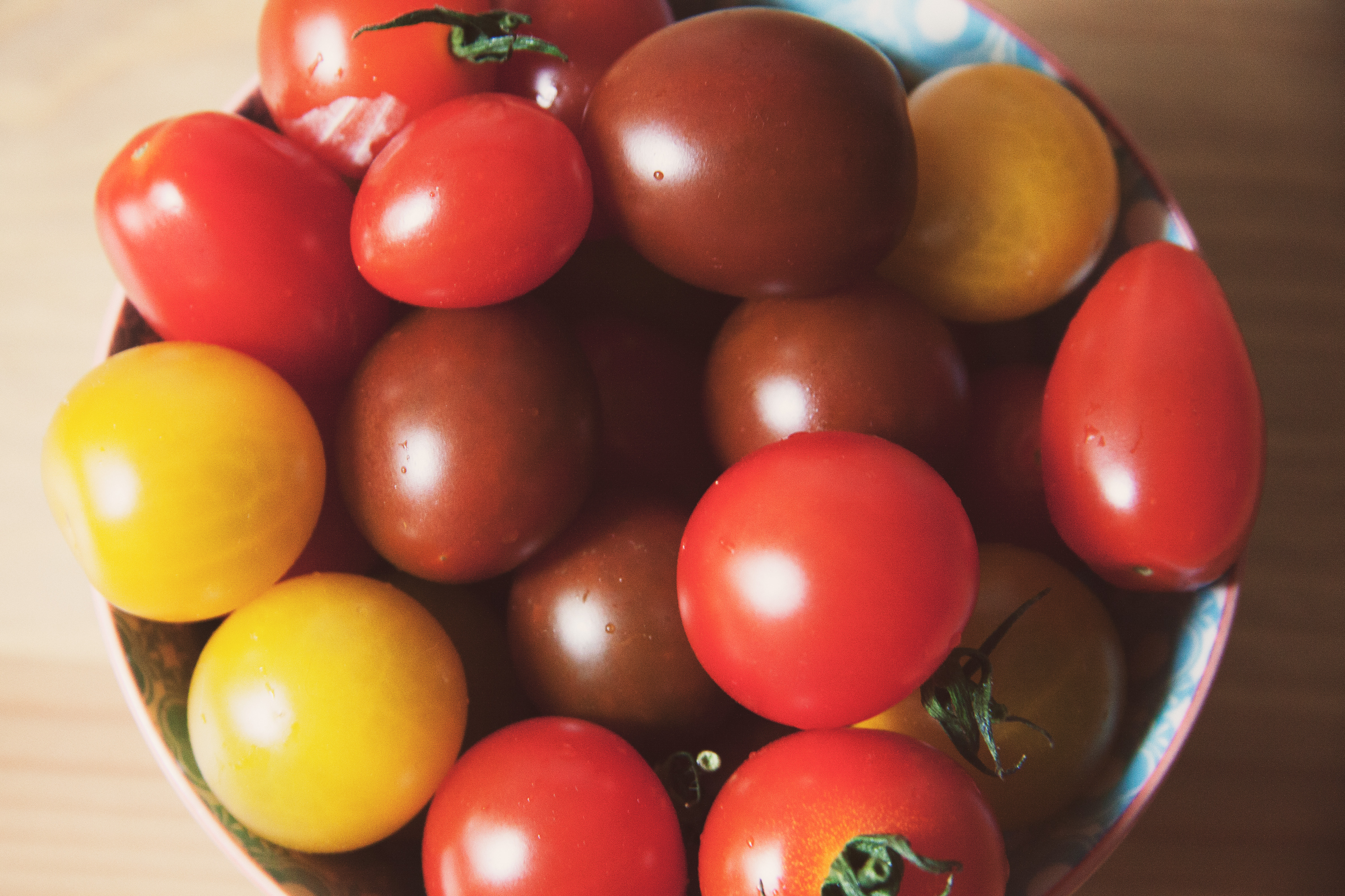 cherry tomatoes health