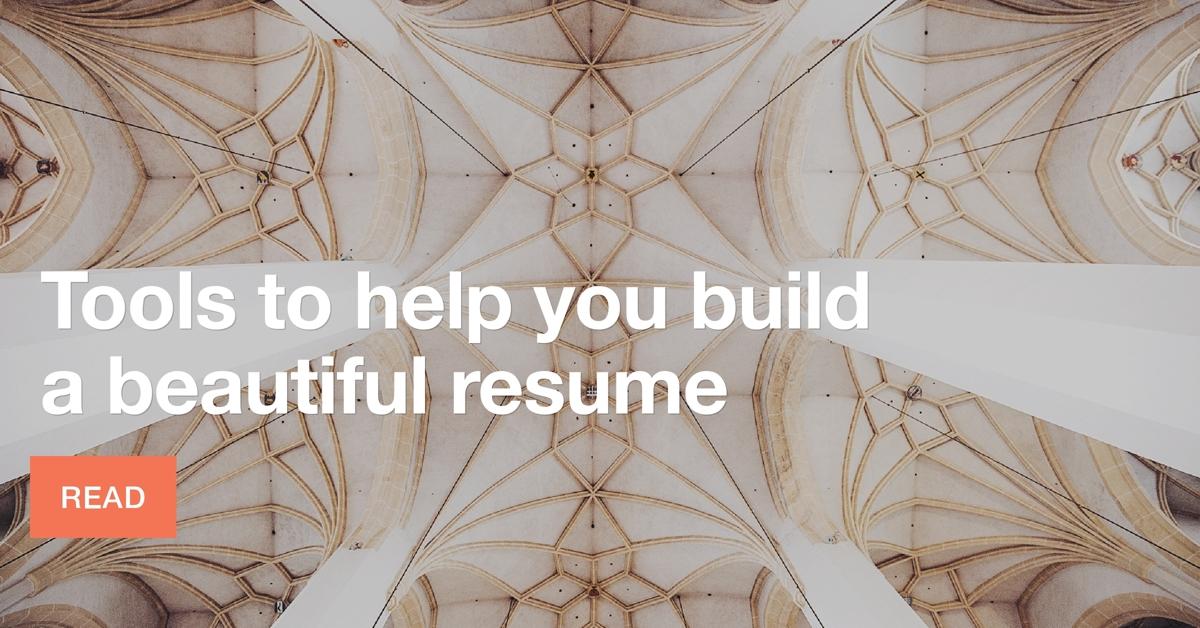 build-a-beautiful-resume