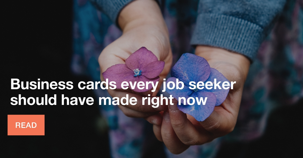 business-cards-every-job-seeker-should-have