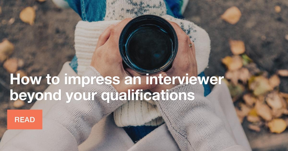 impress interviewer