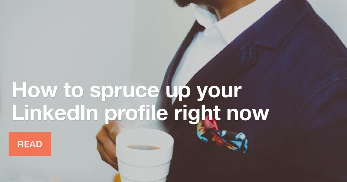 spruce-up-linkedin-profile