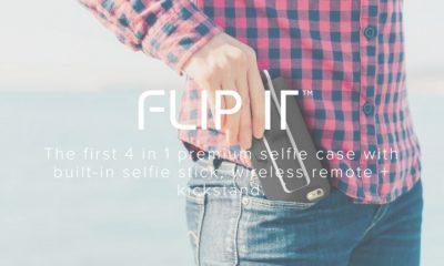 flip it selfie