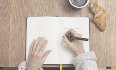 goal handwriting pen paper promotion