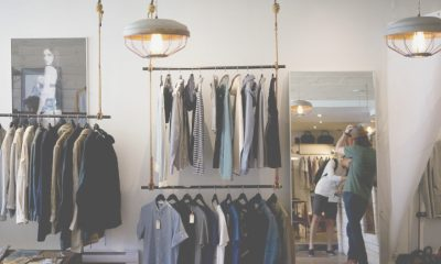 clothing store retail