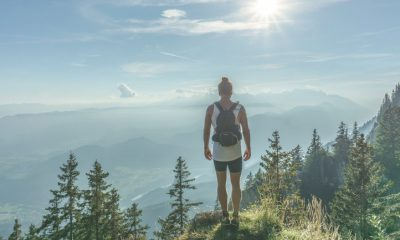 hiking fitness journey