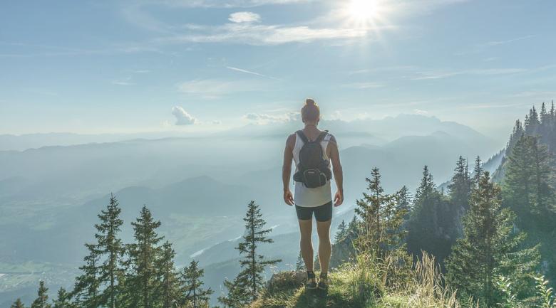 hiking fitness journey