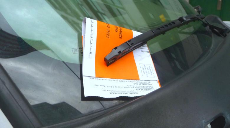 parking ticket chatbot
