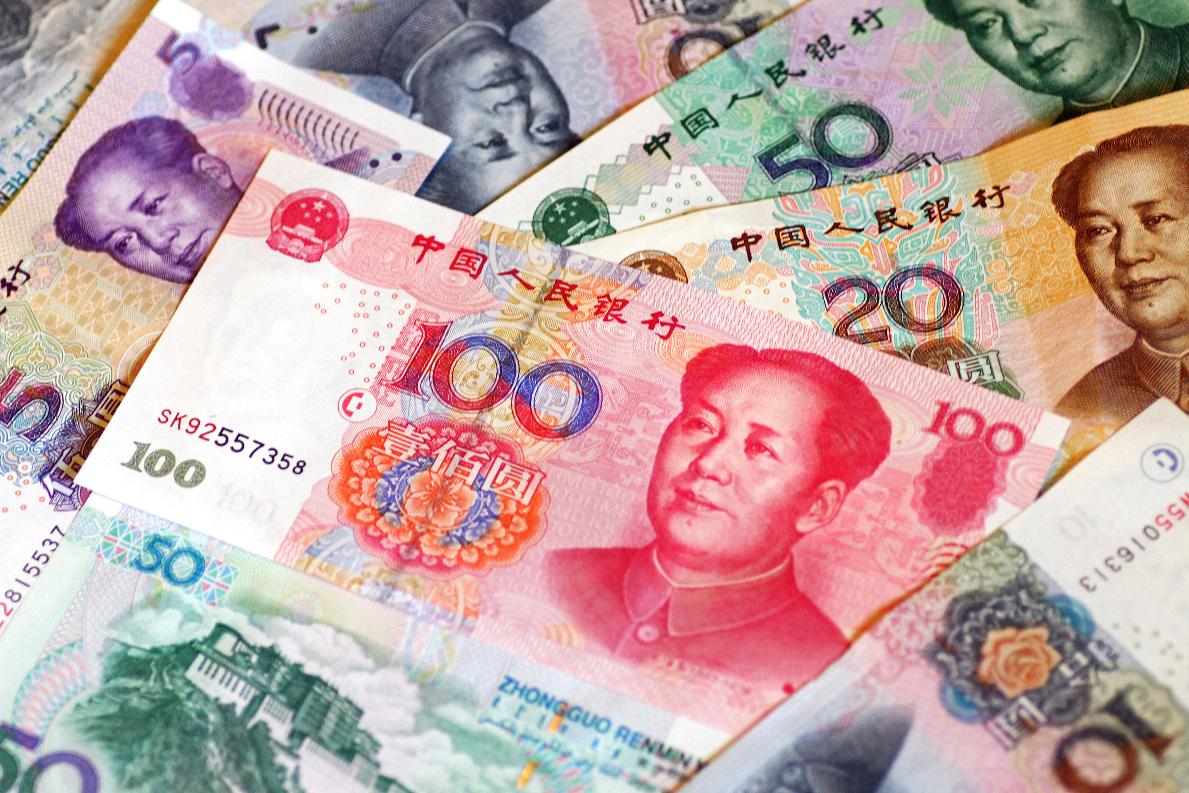 chinese currency china social scoring
