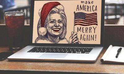 trump make america merry again