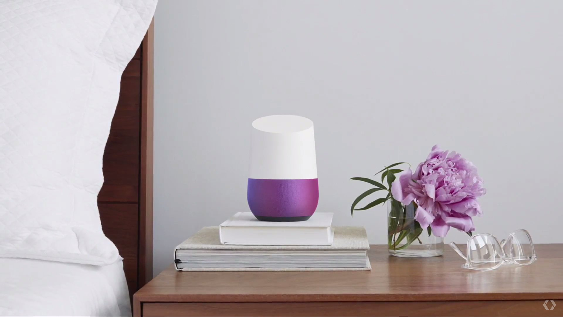 google home voice