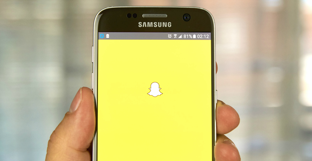 purchase snap snapchat advertising