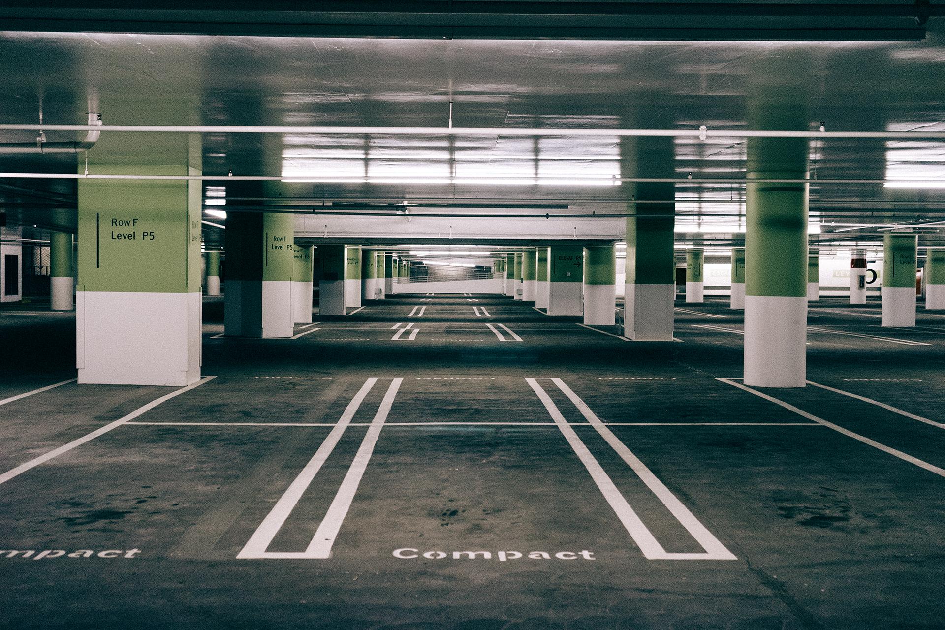 car parking valet