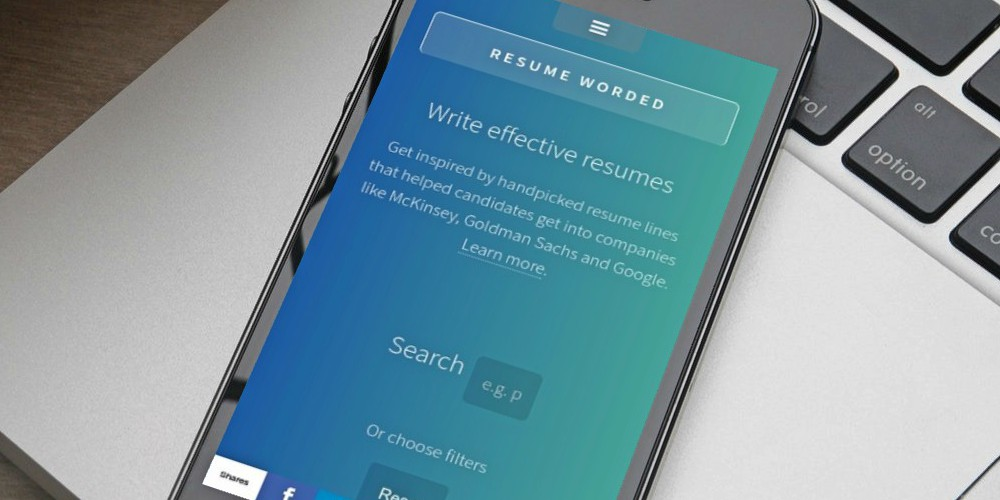 resume worded