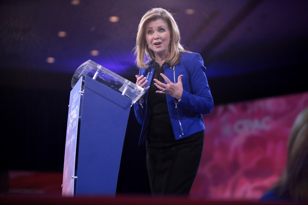 marsha blackburn net neutrality