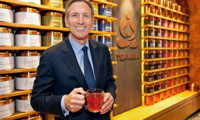 teavana starbucks simon property group