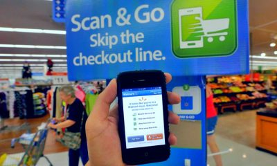 walmart scan and go
