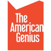 the american genius logo