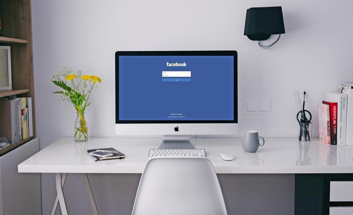 facebook desktop
