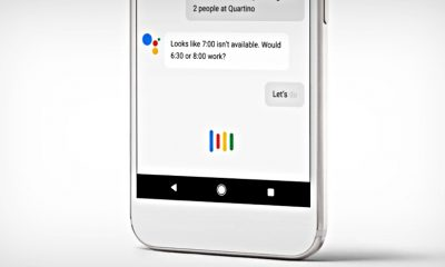 iOS google assistant