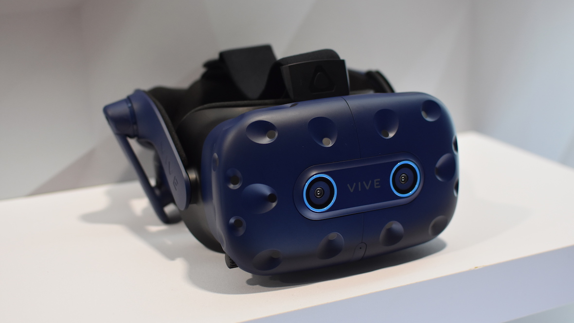 VR could be saved
