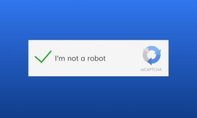google's recaptcha v3