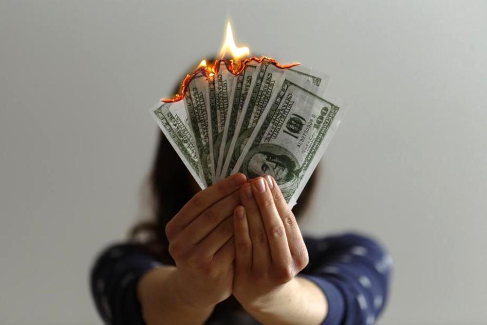 WeWork money