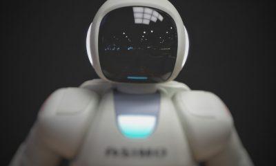 job screening by robot