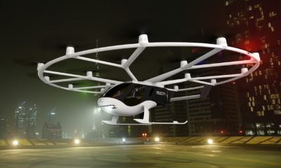 air taxis taking flight