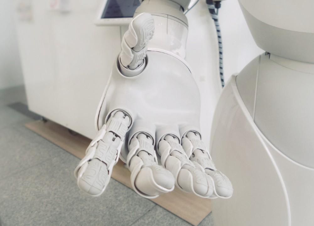 robot AI health care