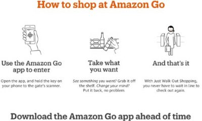 just walk out amazon