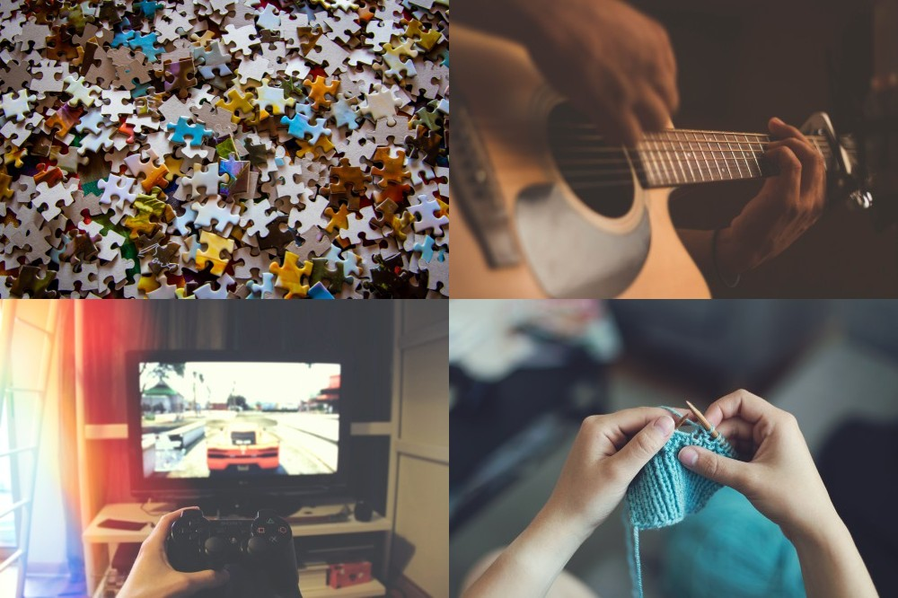 possessions and hobbies