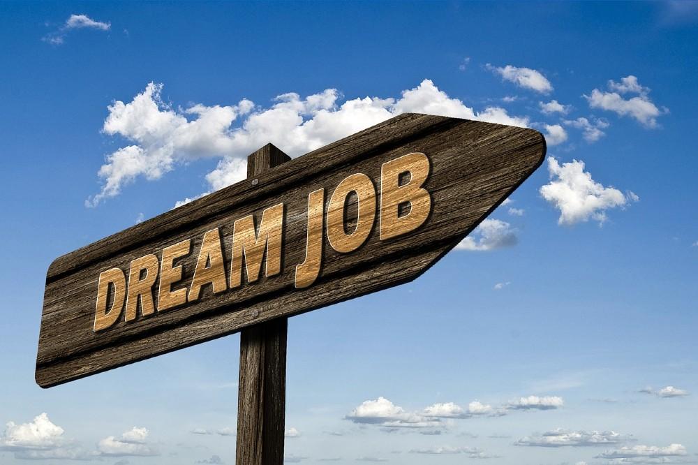 get creative job search