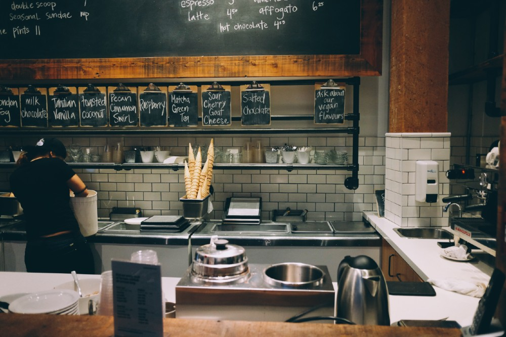 small restaurant competitor