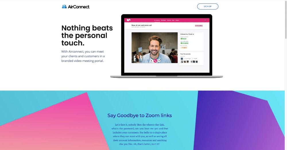 video portal airconnect