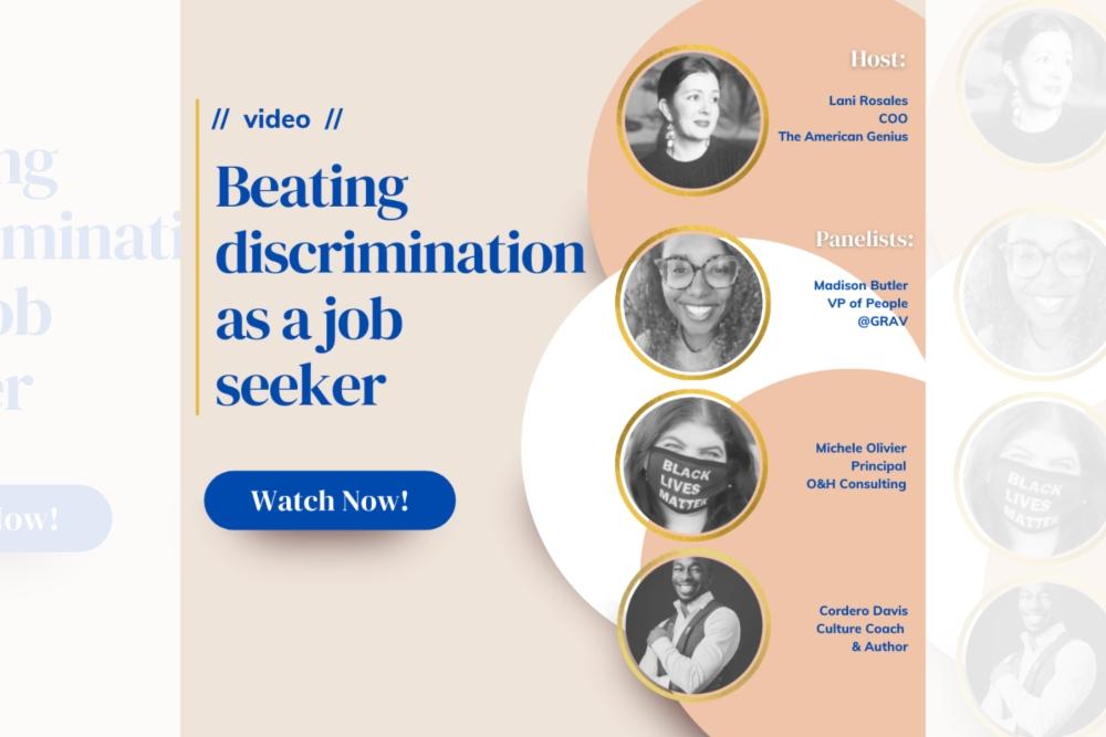 beating discrimination